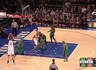 """Video: Porziņģa 10 punkti neglābj """"Knicks"""" no zaudējuma pret """"Celtics"""""""