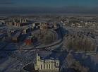 Video: Aizkraukle ziemā