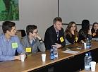 Gulbenes skolēnu pašpārvalžu pārstāvji tiekas novada domē