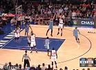 """Video: Porziņģim """"double- double"""" """"Knicks"""" zaudējumā"""