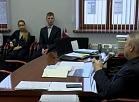 Vidusdaugavas TV: Jēkabpils skolēni iepazīst pilsētas domes priekšsēdētāja darbu