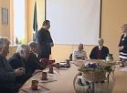 Aizputes TV: Arnolda un Loras Hiršheidu atvadas no Aizputes
