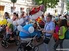 Ģimenes ar bērniem tiek aicinātas piedalīties Daugavpils svētku gājienā