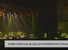 Latgales Reģionālā TV: GORĀ viesojas blūza un rokmūzikas zvaigznes