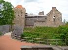 Livonijas ordeņa Siguldas pils - viduslaiku aura mūsdienās