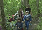 Latgales reģionālā TV: Skolēni svin Melnā kalna svētkus Pilskalnes Siguldiņā
