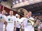 """""""Valmiera""""/ORDO izšķirošajā mačā pieveic """"VEF Rīga"""" un pirmo reizi izcīna LBL čempionu titulu"""