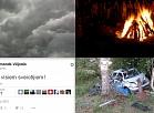 Latvijas notikumi fotogrāfijās (13.-19.jūnijs)