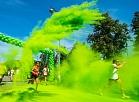 Jūrmalas Krāsu skrējienā plašas sportiskās aktivitātes visai ģimenei