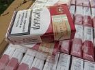 Jēkabpils policisti atsavinājuši 75 000 nelegālo cigarešu