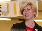 Anda Čakša/ Foto: Evija Trifanova/ LETA