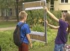 """Kurzemes TV: """"Grandiozā ekspedīcija"""" Ventspils ģimnāzijā"""