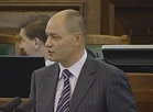 Dainis Liepiņš zaudē Saeimas deputāta mandātu