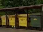 Vidzemes TV: Madonā nožogo atkritumu konteinerus