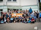"""Noslēgusies jauniešu starptautiskā mediju skola """"Young Media Sharks 2016"""""""