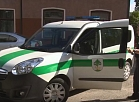 Vidusdaugavas TV: Jēkabpils pilsētas pašvaldības policijai jauna trafarēta automašīna