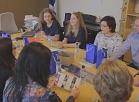 Ogres TV: Ogre: pašvaldība sveic skolēnu mācību uzņēmumu