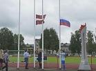 Latgales reģionālā TV: Delegāciju futbola mačs - Rēzekne pret Pleskavu