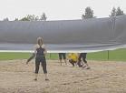 Ogres TV: Ķegums: skolotāji satiekas sporta spēlēs