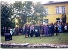 Ieskats vēsturē: Vidzemes Augskolas atklāšana 1996.gadā