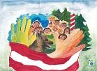 """Valsts robežsardzes koledža organizē zīmējumu konkursu """"Atjaunotajai robežsardzei – 25"""""""