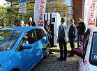 """""""Elektrum"""" Energoefektivitātes centrā Jūrmalā pieejama ātrā elektromobiļu uzlādes stacija"""