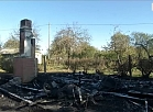 Video: Limbažos nodeg dārza māja; ugunsgrēkā cieš sieviete