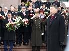 Vējonis Lāčplēša dienai veltītajā parādē: Latvija ir tik stipra, cik stipra ir katra vēlme to aizstāvēt