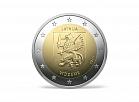 Latvijas Banka laiž apgrozībā Vidzemei veltītu 2 eiro piemiņas monētu