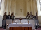 Lestenes baznīca.