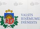 Valsts ieņēmumu dienesta logo.