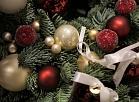 Ziemassvētku dekors.