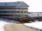 Kuldīgas slimnīcas ēka.