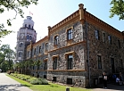 Siguldas novada domes ēka.