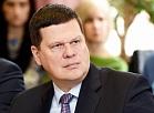 Vides aizsardzības un reģionālās attīstības ministrs Kaspars Gerhards
