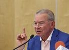 Ventspils domes priekšsēdētājs Aivars Lembergs
