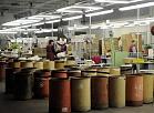 """Tekstilmateriālu ražošanas uzņēmuma SIA """"Lauma Fabrics"""" ražotne."""