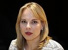 Operdziedātāja Elīna Garanča.
