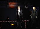 """Fragments no Džakomo Pučīni operas """"Bohēma"""" atjaunojuma."""