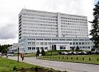 Daugavpils slimnīcas ēka.