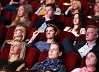 """Digitālā mārketinga un sociālo mediju konference """"Digital 2016"""" kinoteātrī """"Cinamon""""."""
