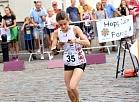 Latvijas orientieriste Sandra Grosberga Pasaules čempionāta orientēšanās sportā sprinta finālā.