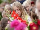 Zinību dienas svinīgais pasākums Salaspils 1.vidusskolā.
