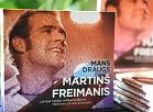 """""""Draugiem Group"""" birojā notiek dažādu izpildītāju albuma """"Mans draugs - Mārtiņš Freimanis"""" atklāšana."""