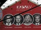 """Politiskās partijas """"KPV LV"""" 13.Saeimas vēlēšanu reklāma."""