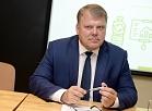 Latvijas Pašvaldību savienības priekšsēdētājs Gints Kaminskis.