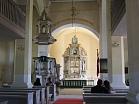Jaunpils luterāņu baznīca