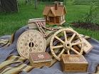 """S. Geidas kokapstrādes darbnīca un """"Sapņu namiņš"""""""