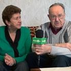 Līvija Andersone, Egons Andersons