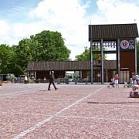 Vecpilsētas tirgus laukums. Foto: Ventspils24.lv